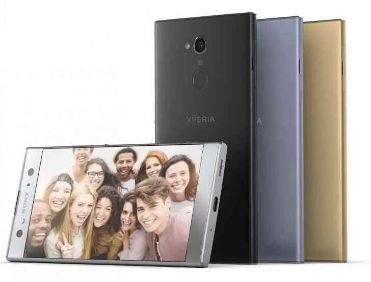 Sony Xperia XA2 e XA2 Ultra oficializados com chips Snapdragon 630, e baterias grandes image