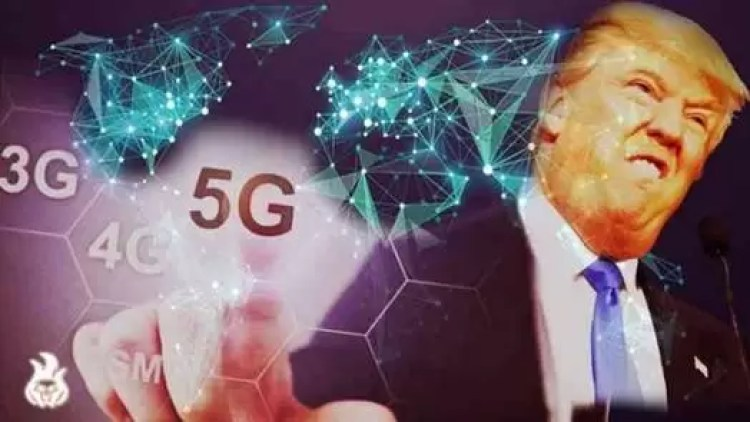 Administração Trump considerou construir uma rede de 5G propriedade do governo 1