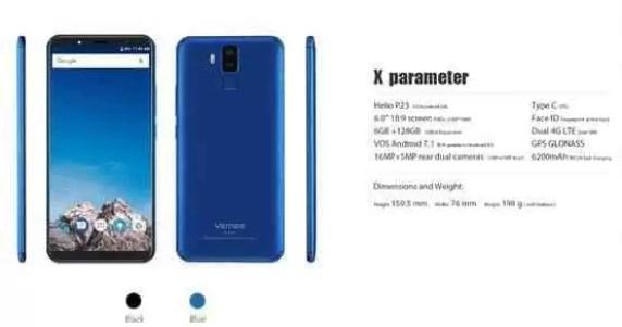 Unboxing Vernee X: Um equipamento com bateria de 6200mAh e prestes a receber o Android Oreo 1
