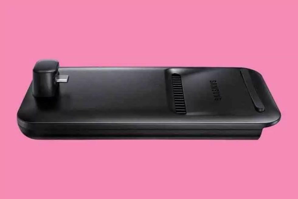 Novo DeX Pad da Samsung é oficial, mas apenas para o Galaxy S9 1