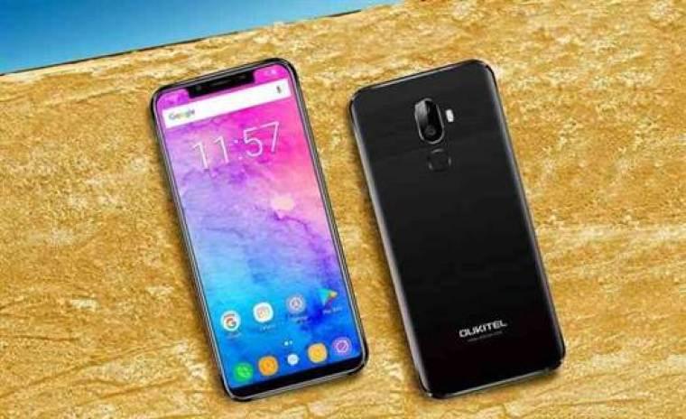 Primeiro clone do iPhone X o OUKITEL U18 começa a pré-venda por apenas $ 159.99 2