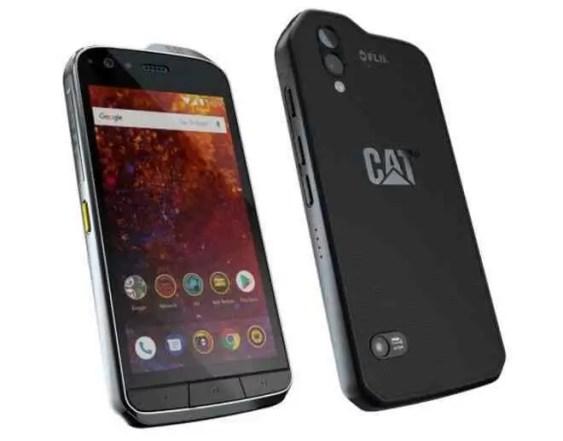 Cat S61 é o novo telefone robusto que chega com câmara térmica e um preço exagerado image