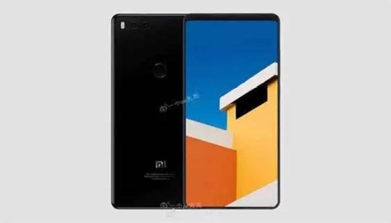 Render do suposto Xiaomi Mi 7
