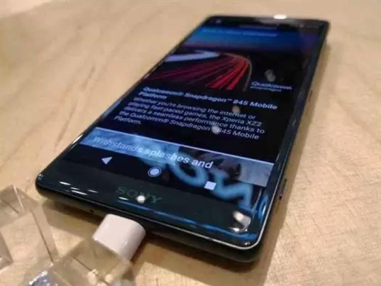 Sony Xperia XZ2 e XZ2 Compact Em Pré Reserva na Europa com muitas ofertas 1