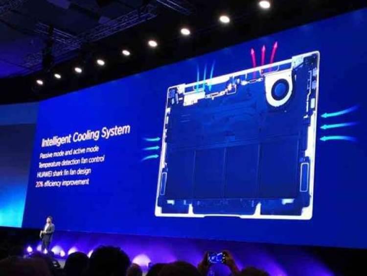 Huawei mostra os esperados Huawei Matebook X Pro e Media Pad M5 no MWC 2018 4