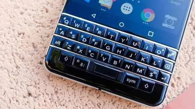 Vencedor Passatempo Blackberry KeyOne 1