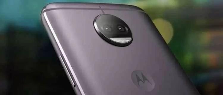 O Motorola G5S Plus é atualizado para o Android 8.1 1