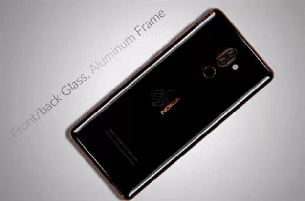 Nokia 7 Plus volta a aparecer com um design deslumbrante 4