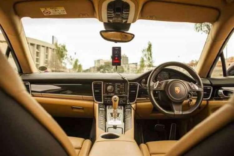 Huawei RoadReader: Estivemos num Porsche conduzido pelo Huawei Mate 10 Pro e gravámos tudo 2