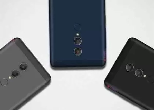Renders (fantásticos) do Xiaomi Redmi Note 5 aparecem online 3