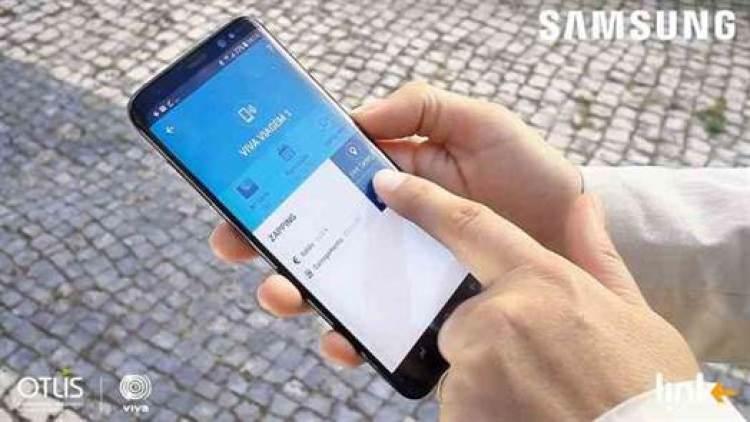 Samsung e OTLIS levam App VIVA mobile ao Samsung GEAR S3 2