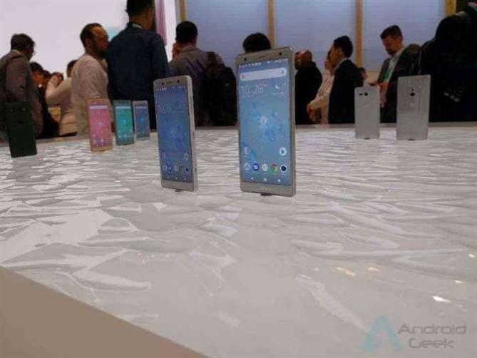 Sony Xperia XZ2 e XZ2 Compact apresentados oficialmente 2