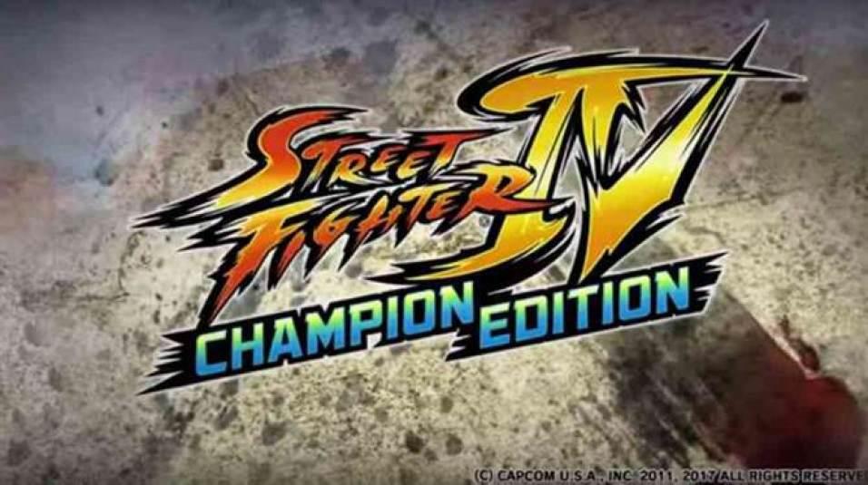 Street Fighter IV: Champion Edition