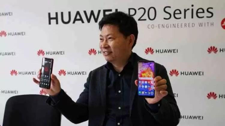 Características AI do Huawei P20 chegarão ao Mate 10 com o Android 8.1 1