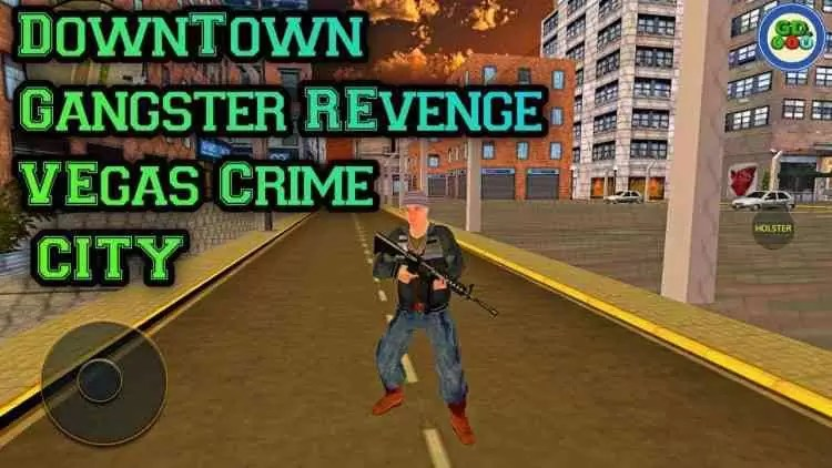 Downtown Gangster Revenge: vegas crime city da Games Trigger acaba de chegar ao Google Play 1