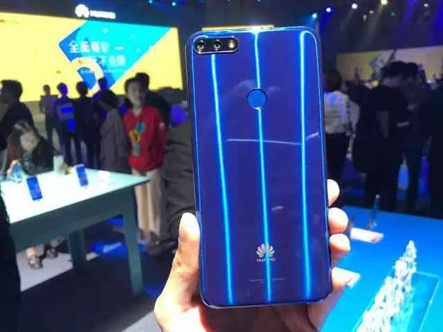 Huawei lança os Enjoy 8, Enjoy 8 Plus e Enjoy 8e com Android Oreo 2