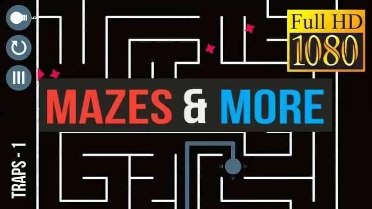 Mazes & More da Leo De Sol Games acaba de chegar ao Google Play 1