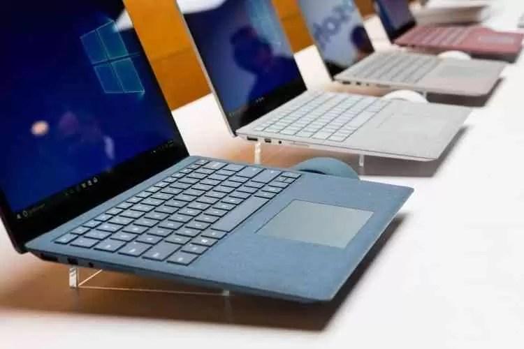 Cronograma da linha Microsoft Surface revelado, com muitas novidades 1