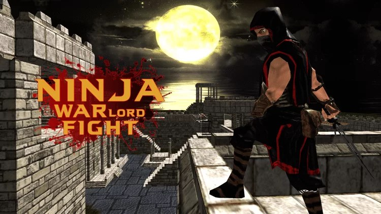 Ninja War Lord Fight: Superhero Shadow Battle da Games Trigger acaba de chegar ao Google Play 1