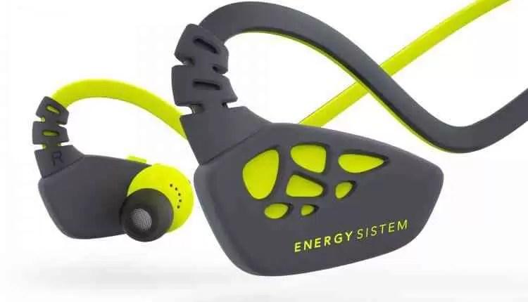 Novos Energy Earphones Sport 3 Bluetooth com tecnologia aptX 5