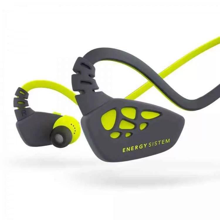 Novos Energy Earphones Sport 3 Bluetooth com tecnologia aptX 1