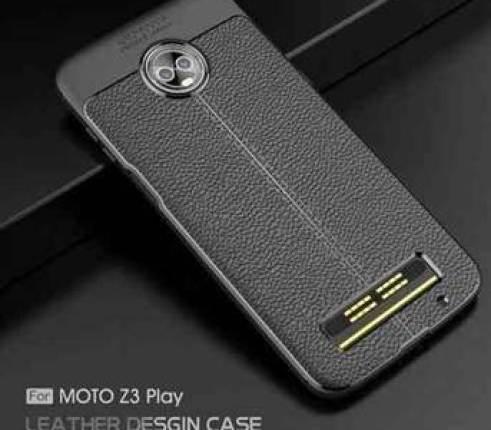 Possível Moto Z3 Play aparece em renders de capas 4