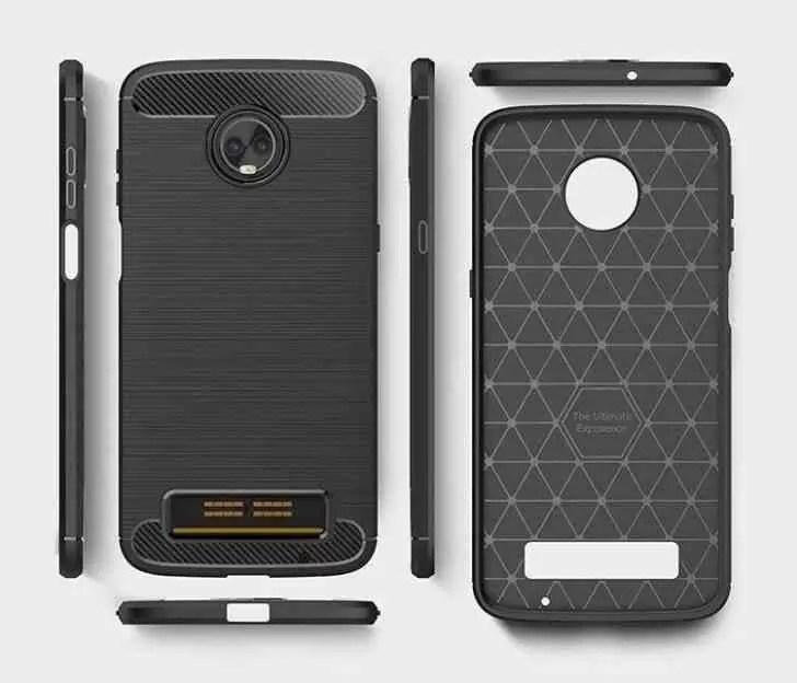 Moto Z3 Play com SD 636 e ecrã de 6.1 polegadas revelado pela FCC 1