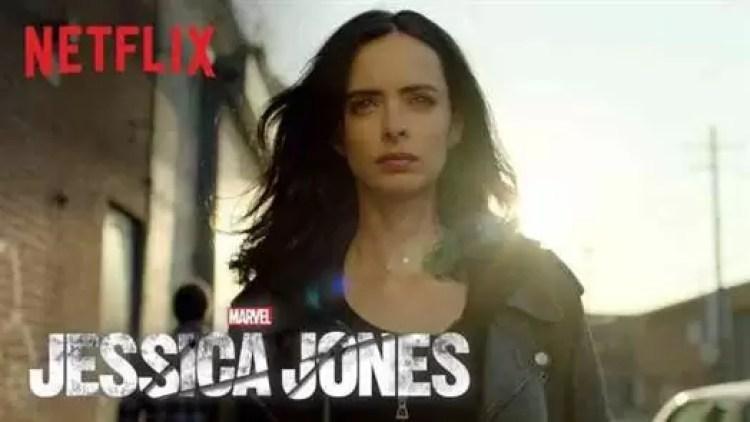 Temporada 2 de Jessica Jones da Marvel chegou hoje ao Netflix 1