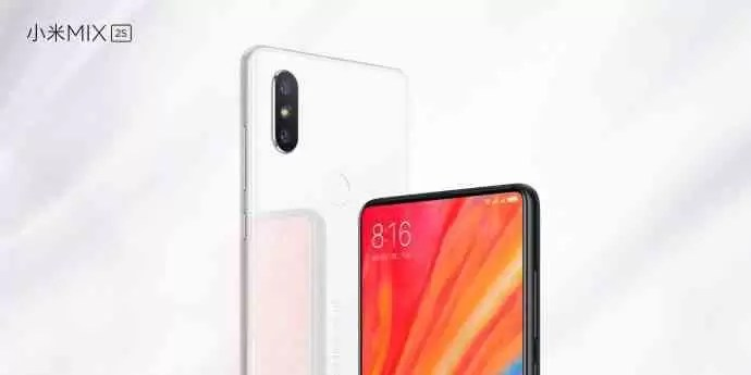 Fotografia hands on do suposto Xiaomi Mi MIX 3 divulgada 2