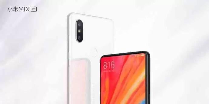 Xiaomi anuncia oficialmente o Mi Mix 2S, tudo o que precisa de saber está aqui 2