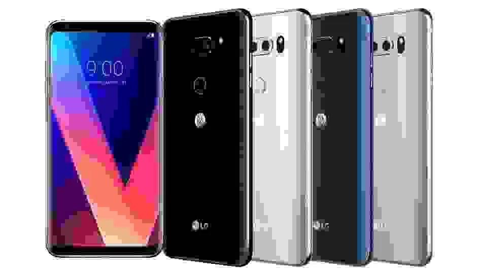 Tudo o que precisas saber sobre o LG V30 1