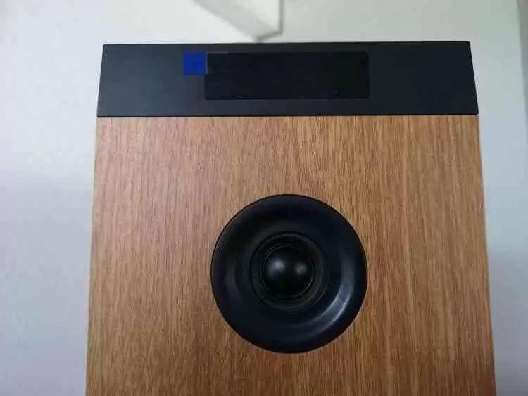 Analise Energy Tower 8 g2 Wood a mesma qualidade num pacote mais clássico 5