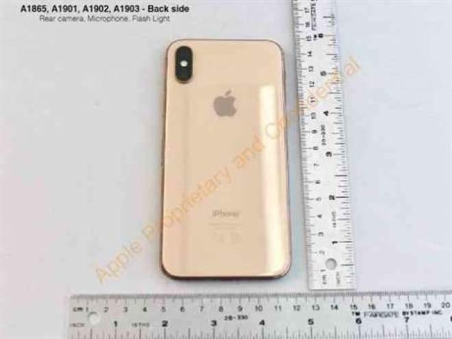 Apple prepara-se para lançar uma versão dourada do iPhone X 1