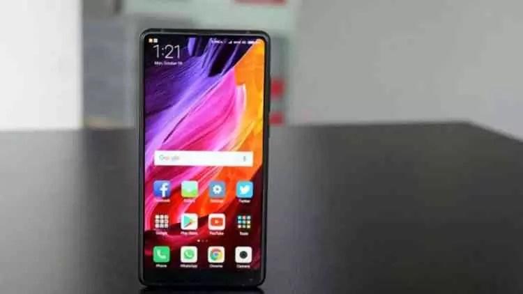 Primeira venda flash do Xiaomi Mi Mix 2s termina em minutos 1
