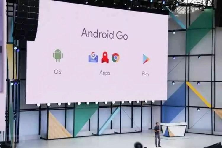 Meizu confirma que está a trabalhar num telefone com Android Go 1