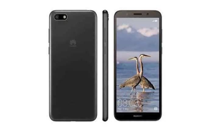 Huawei Y3, Y5 Prime e Y6 (2018) aparecem em imagens 2
