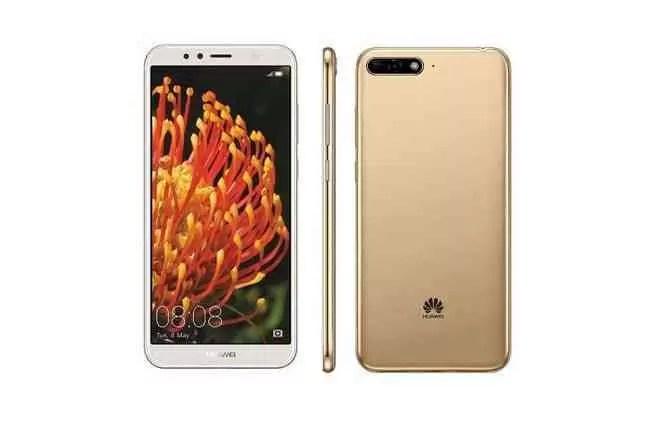 Huawei Y3, Y5 Prime e Y6 (2018) aparecem em imagens 3