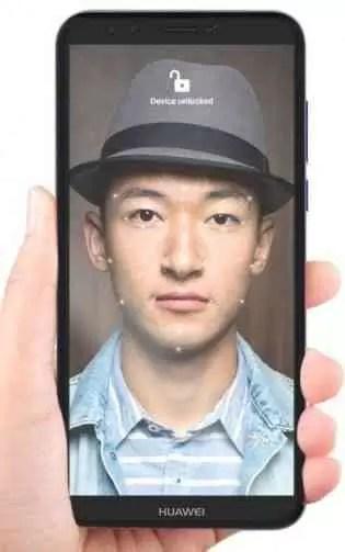 Huawei Y6 (2018) agora é oficial com Face Unlock e Android Oreo 5