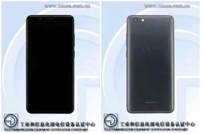 Imagens dos Vivo Y71 e Y71A foram vistas em certificação 1