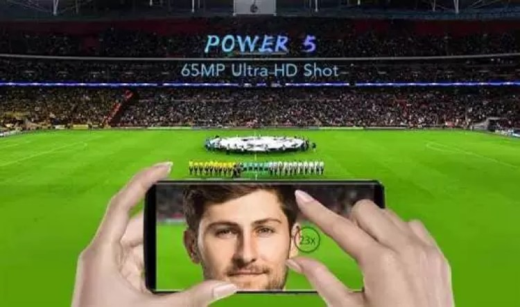 LEAGOO Power 5 com 7000mAh irá suportar 65MP ultra HD shot! 3