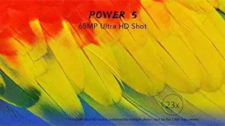 LEAGOO Power 5 com 7000mAh irá suportar 65MP ultra HD shot! 1
