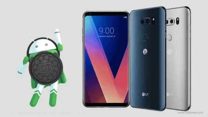 LG V30 ganha finalmente actualização Android Oreo e funcionalidades ThinQ AI 1