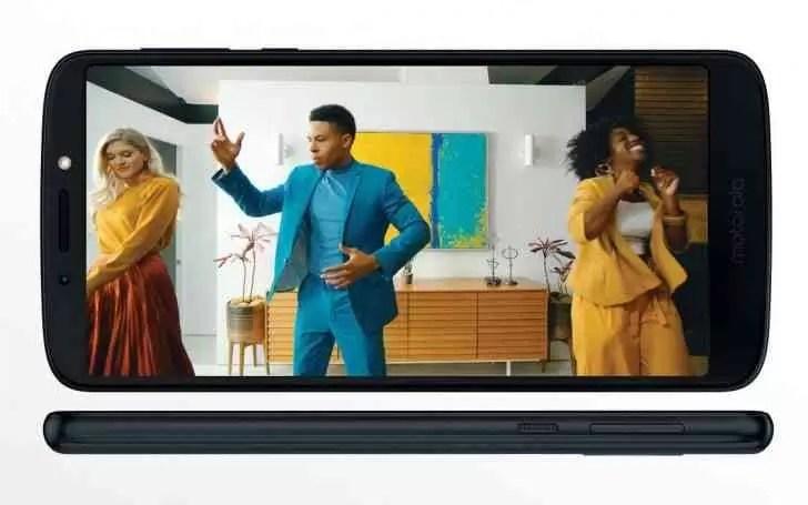 Motorola Moto G6, G6 Play e G6 Plus Oficiais com ecrã 18;9 e Android Oreo 3