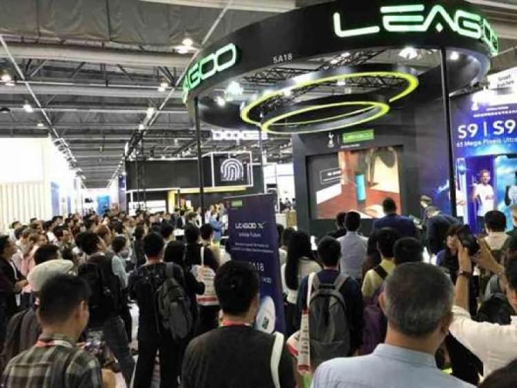 Não só de LEAGOO S10, se fez a HK Global Source Exhibition! 8