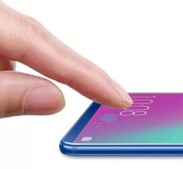 O Huawei Honor 10 pode chegar com sensor biométrico no ecrã? 1