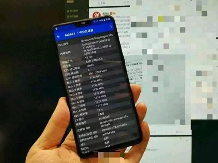 OnePlus 6 revelado em foto real e 3 variantes com preços 3