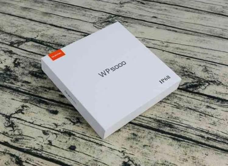 OUKITEL WP5000 com IP68 tem a sua pre-venda a partir de $269.99 na Banggood 2