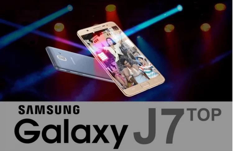 Samsung Galaxy J7 Top confirmado e a caminho 1