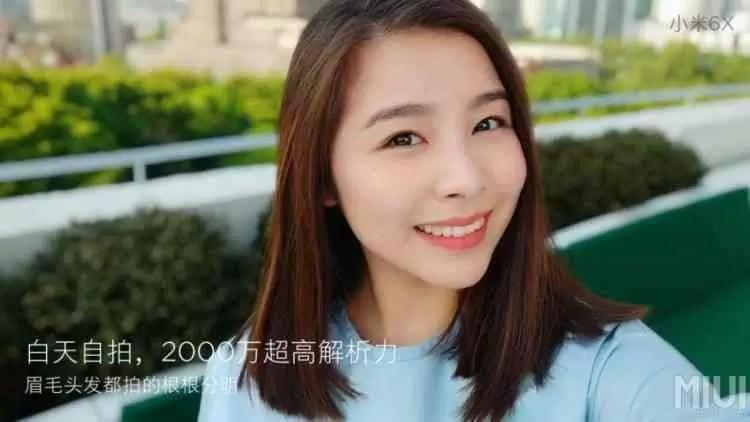 Xiaomi Mi 6X estreia-se com câmeras duplas AI 6