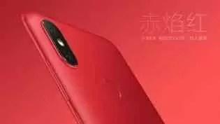 Xiaomi Mi 6X vai chegar em cinco opções de cores 6